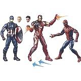 Marvel B8215 Captain America Spielzeug