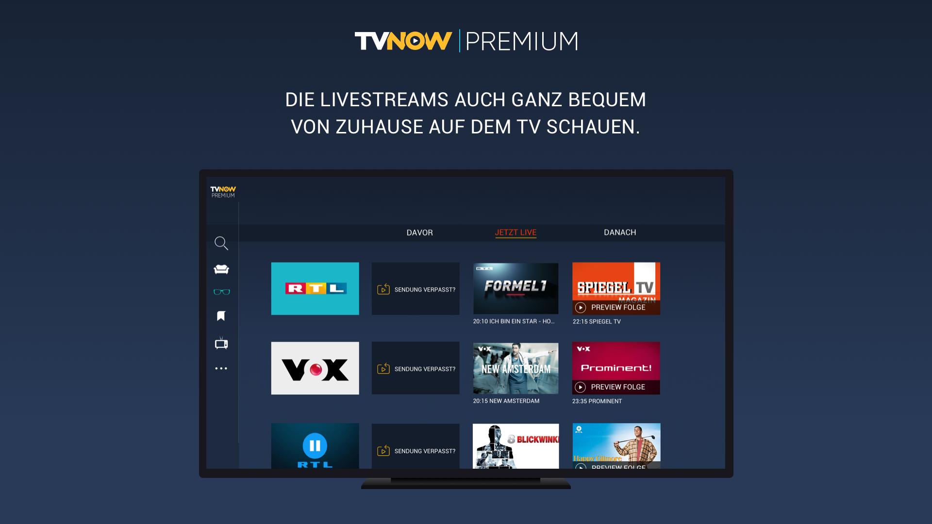 TV NOW PLUS - 7