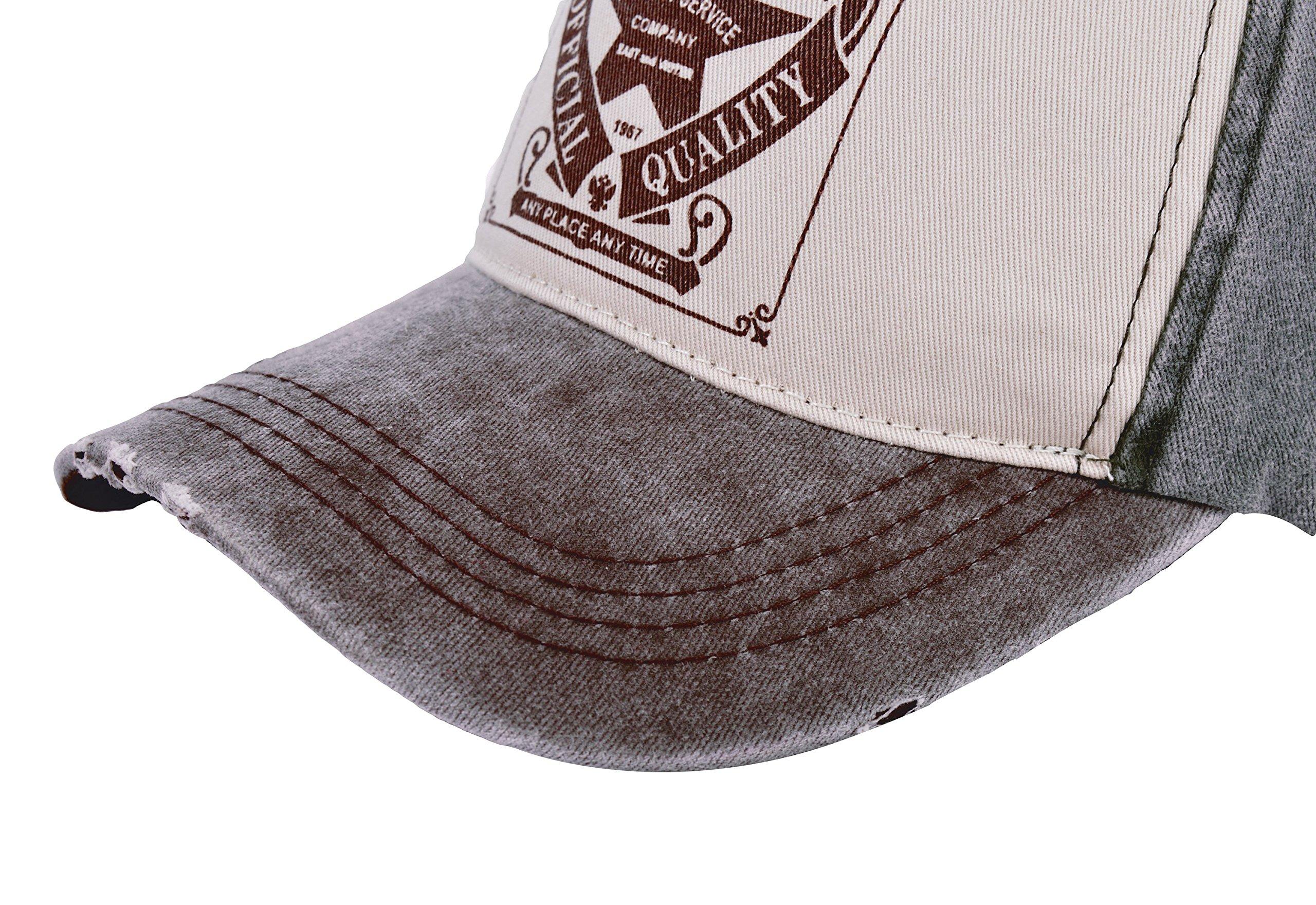 HonourSport Unisex Cappellini Berretto Cappellino da Baseball cap Cappello  Estate Stabile Moderno Taglia Unica 8cac61ca47a5