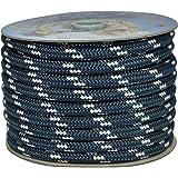 Corderie Italiane 006014492 gevlochten koriet, blauw 12MM-20MT