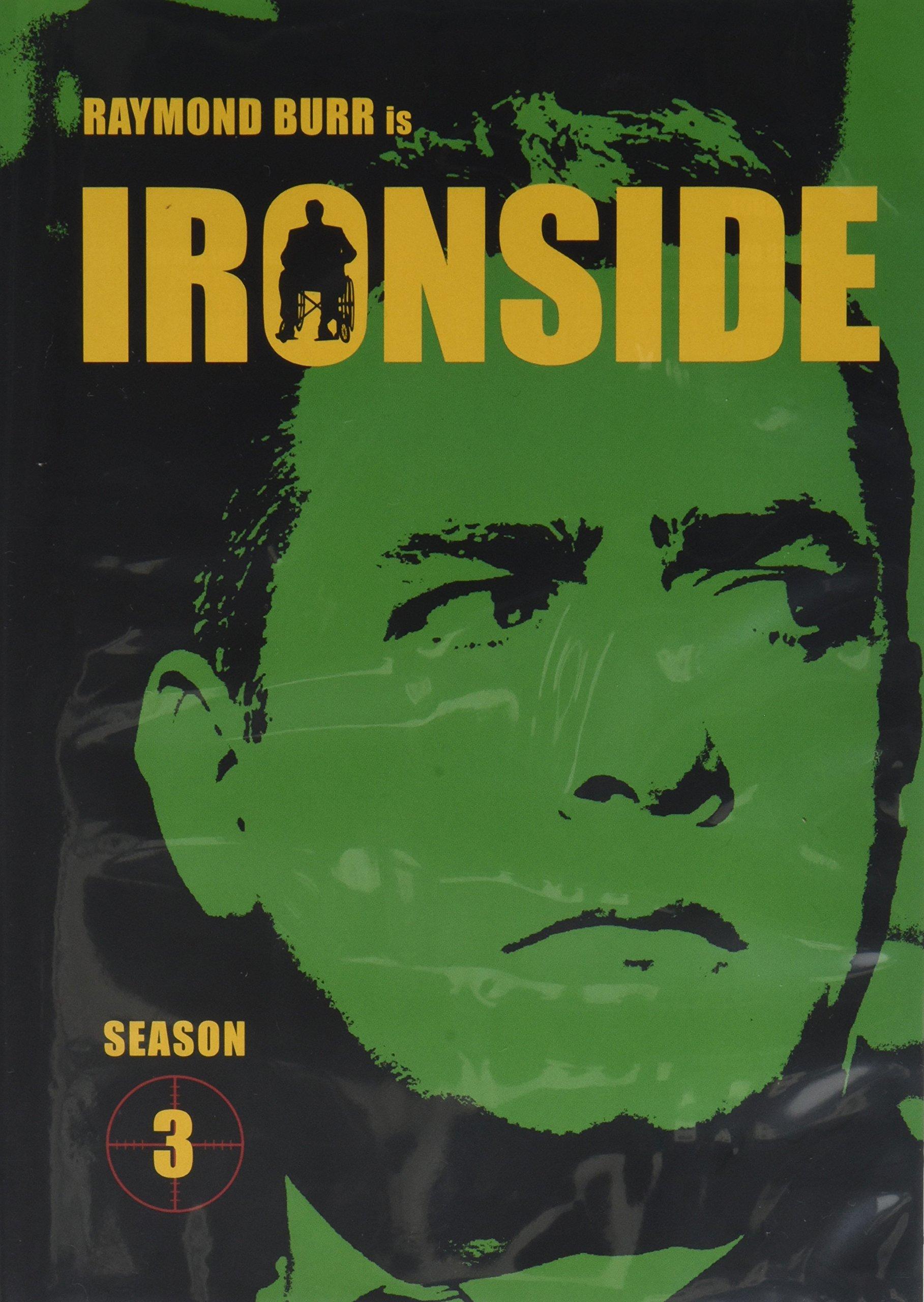 Ironside: Season Three/ [Edizione: Francia]
