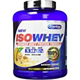 Quamtrax Proteina Iso whey sabor Vanilla Biscuit -2270 gr 75 ...