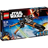 LEGO Star Wars - Poe's X-Wing Fighter - 75102 - Jeu de Construction