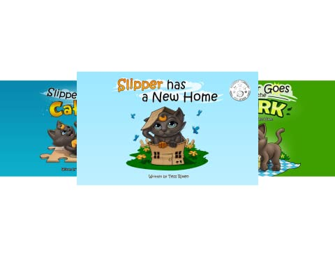 Slipper and Friends (3 Book