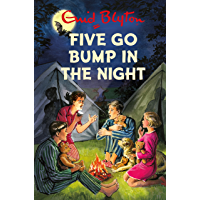 Five Go Bump in the Night (Enid Blyton for Grown Ups) (English Edition)