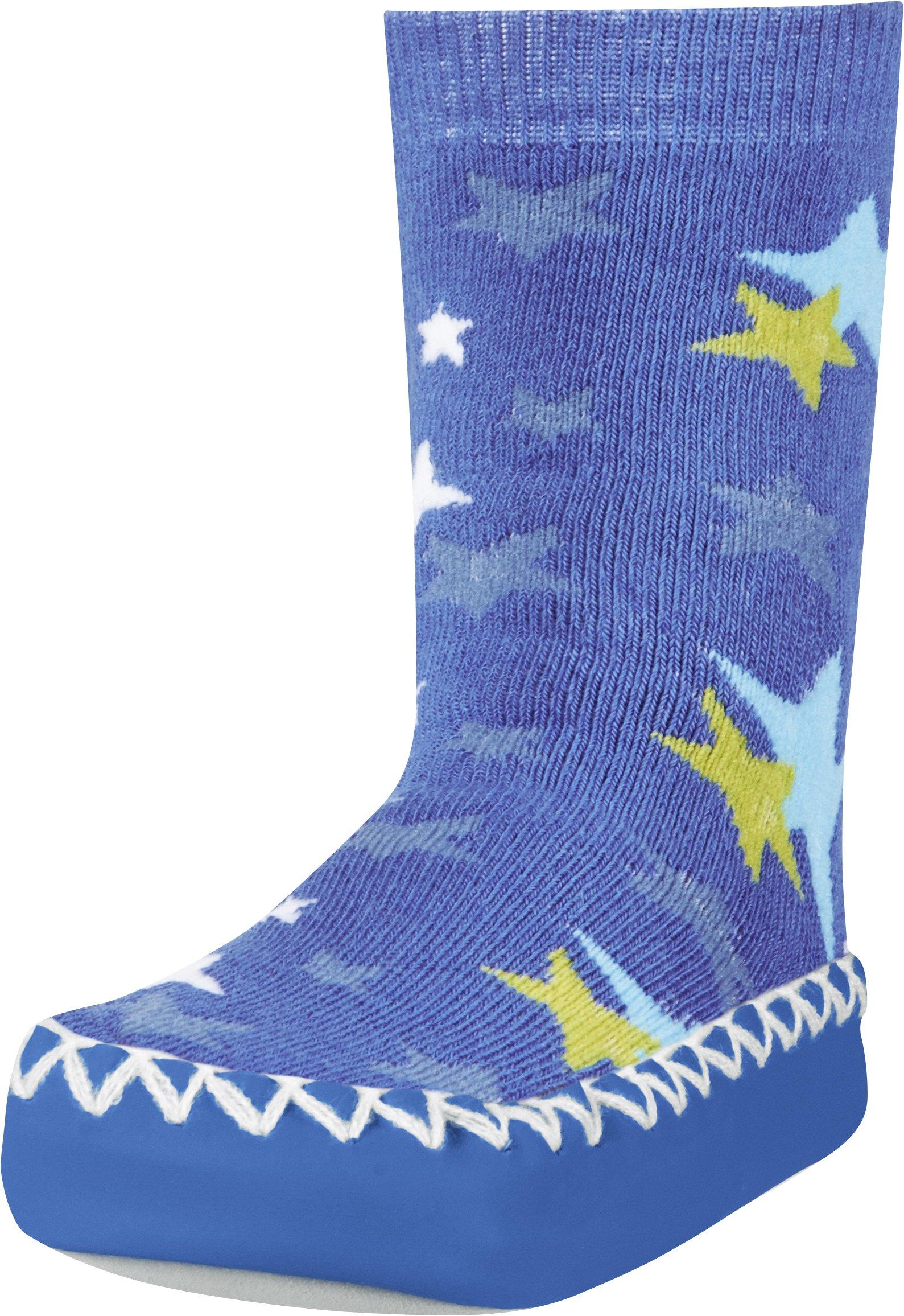 Playshoes Zapatillas Con Suela Antideslizante Estrellas Pantuflas Unisex Niños 1