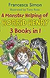 A Monster Helping of Horrid Henry 3-in-1: Horrid Henry Rocks/Zombie Vampire/Monster Movie