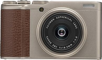 Fujifilm XF10 Digitalkamera (24,2 Megapixel) champagner-gold