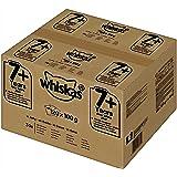 Whiskas Katzenfutter 7+ für ältere Katzen - saftige Geflügel-Auswahl in Gelee, 1er Pack (120 x 100 g)