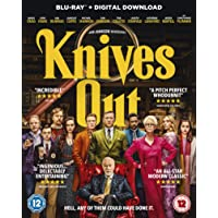 Knives Out [Blu-ray] [2019]
