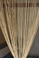 HFI 2 Piece Polyester Threads String Curtain