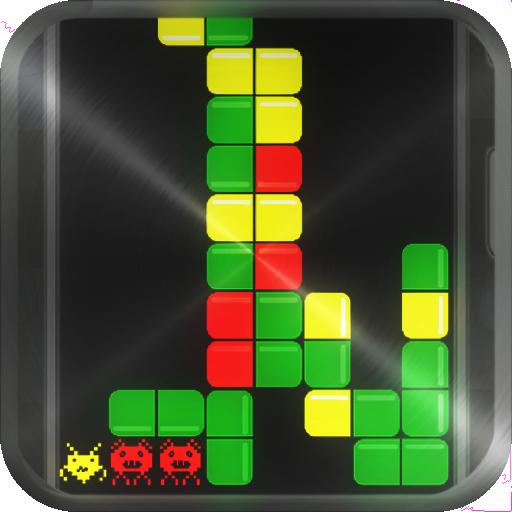 TetVirus | box falling puzzle (Tetris Mario)