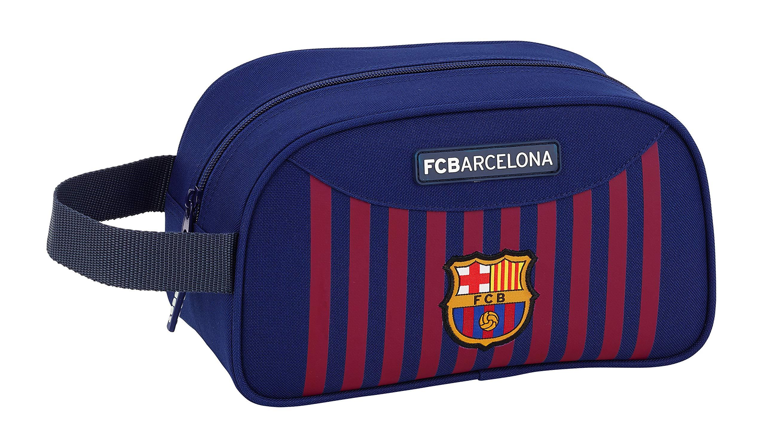 FC Barcelona 811829248 2018 Bolsa de Aseo 26 cm, Azul