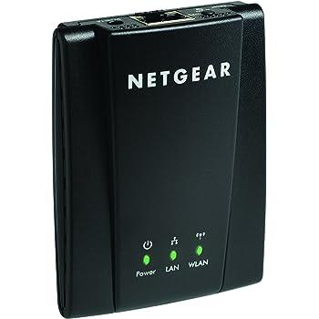 Netgear WNCE2001-100PES Adattatore Wi-Fi Universale Wireless N300 Mbps, Nero