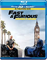 Fast & Furious Presents: Hobbs & Shaw (Blu-ray 3D & Blu-ray) (2-Disc)