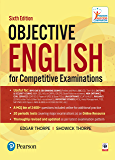 Objective English: Competitive Examination, 6/e: For Competitive Examination