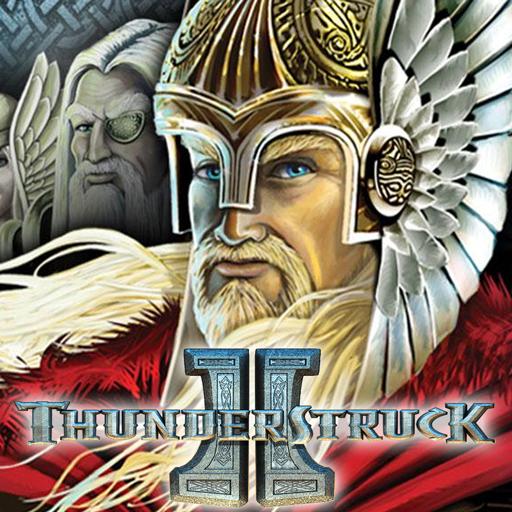 Scatter Spielautomaten Thunderstruck 2 - Wild Casino Spielautomat und Lucky Spins (Karte-spiel Spielautomat)