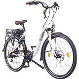 "NCM Munich E-Bike City Rad, 250W, 36V 13Ah 468Wh Akku, 26""/28"" Zoll"