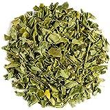 Moringa Oleifera Orgánica Infusión - Ideal Para Ensaladas Y Sopas - Infusión De Aceite De Ben En Hoja Suelta - Moringaceae -