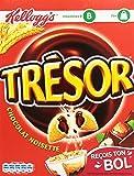 Kellogg's Céréales Trésor Chocolat Noisette 400 g - Lot de 5
