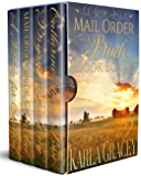 Mail Order Bride 4 Book Box Set: Sweet Clean Historical Western Mail Order Bride Mystery Romance (English Edition)