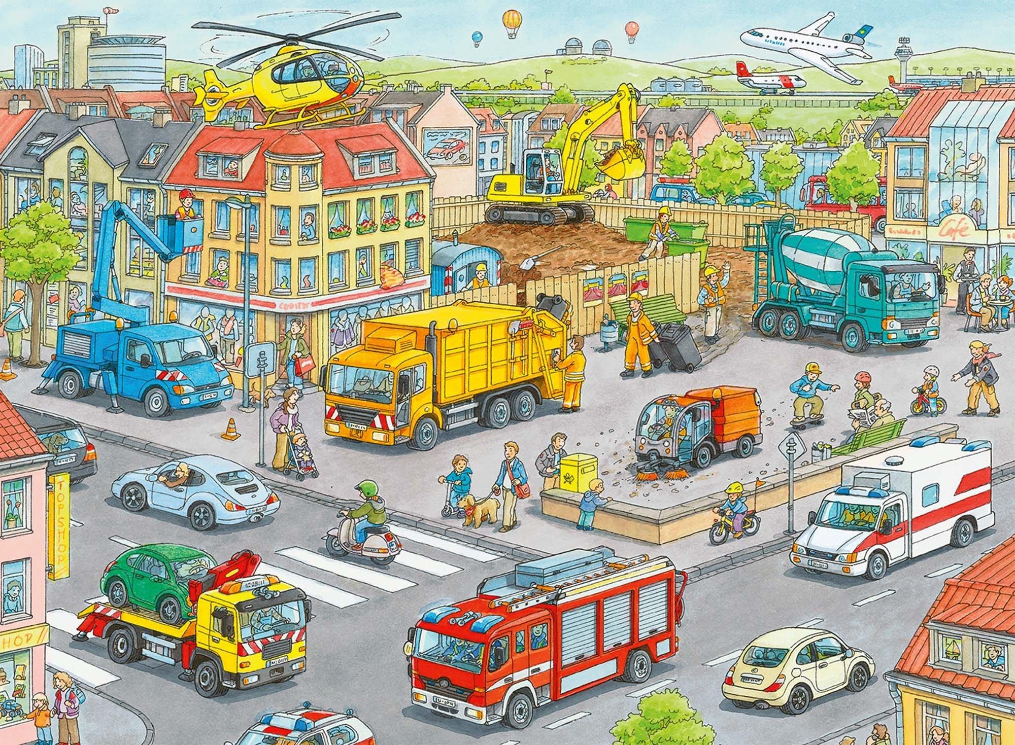 Картинки для детей моя улица
