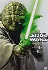 Star Wars: Prequel Trilogy - Episode I: The Phantom Menace + Episode II: Attack of the Clones + Episode III: Revenge of the Sith (3-Disc Box set)