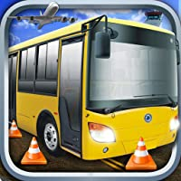 Bus Parking Simulator - Airport Bendy Bus Free Edition