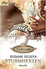 Sturmherzen (Refugium) Kindle Ausgabe