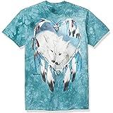 The Mountain Men's Wolf Heart T-Shirt
