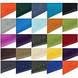Waterbestendig Canvas stof Materiaal, 21 kleuren, Zitzakken & Bekleding Huis, Tuin & Marine. 600 denier dik zwaar gebruik, bu