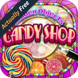Hidden Object Candy Shop & Cupcake Dessert - Objects Time Puzzle Photo Seek & Find FREE Game