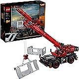 LEGO Technic - La grue tout-terrain - 42082 - Jeu de Construction