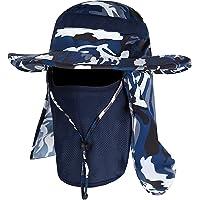 Protezione Solare UV Cappello Estate Arrampicata all'aperto Escursionismo Pesca cap Safari Hat.Saoirse