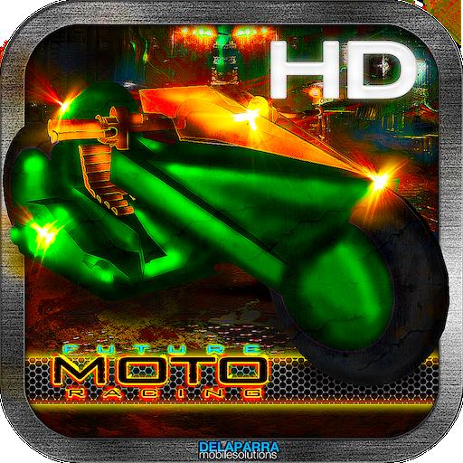 FUTURE MOTO Racing Clash of Renegades (Night Light Rider Bike)