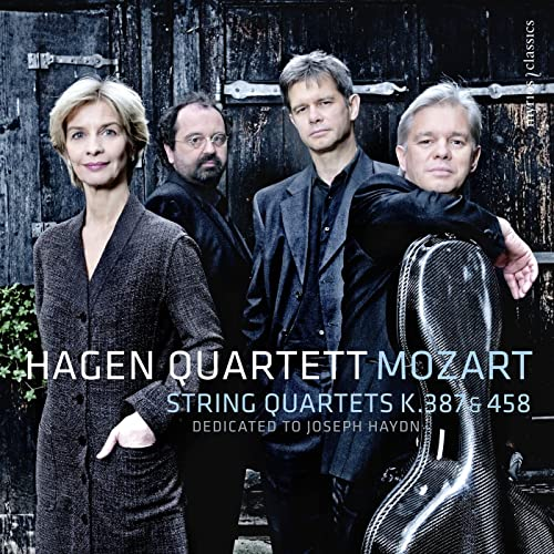 "String Quartet No. 14 in G Major, K. 387 ""Spring"": I. Allegro vivace assai"