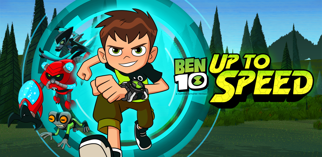 Image of Ben 10: Up to Speed