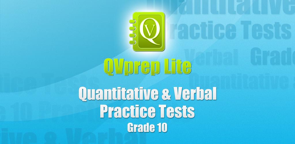 Kostenlose Lite QVprep 10. Klasse Mathe (quantitativ) und Englisch ...