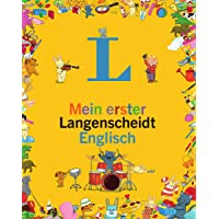 Mein erster Langenscheidt Englisch - Erstes Wörterbuch für Kinder ab 3 Jahren