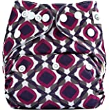 Bumberry Pocket Diaper and 1 Microfiber Insert (Multicolour)