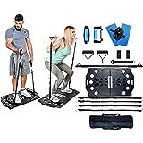 Namo Sports Beastbody Homegym Fitnessapparatuur voor thuis, complete uitrusting voor full-body training thuis, flexibel en ru