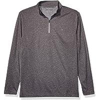 Calvin Klein Men's Men's Harlem Tech 1/4 Zip Golf Shirt