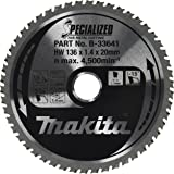 Makita B-33641 Specialized Saegeb.136x20x50Z