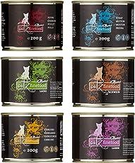 Catz Finefood Purrrr Multipack 5 x 200g + 1 x 190g