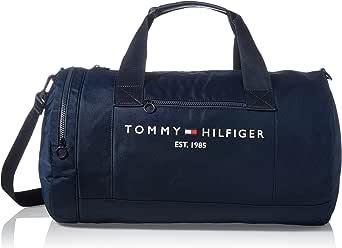Tommy Hilfiger Herren TH Established Duffle Bags, Blau, Einheitsgröße