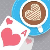 Solitaire Match 2 Cards. Valentine's Day. Card Game like Spider,Pyramid,Klondike,Golf,Scorpion,Yukon