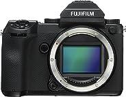 Fujifilm Medium Format GFX 50S - 51.4 MP Mirrorless Camera Body, Black