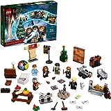 LEGO 76390 Harry Potter adventkalender 2021 Kerstspeelgoed en Bordspel Cadeau voor kinderen van 7+ met 6 LEGO-minifiguren