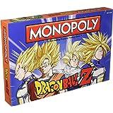 Dragon Ball Z Edition Monopolie bordspel