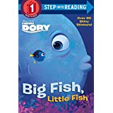 Big Fish, Little Fish (Disney/Pixar Finding Dory) (Step into Reading)